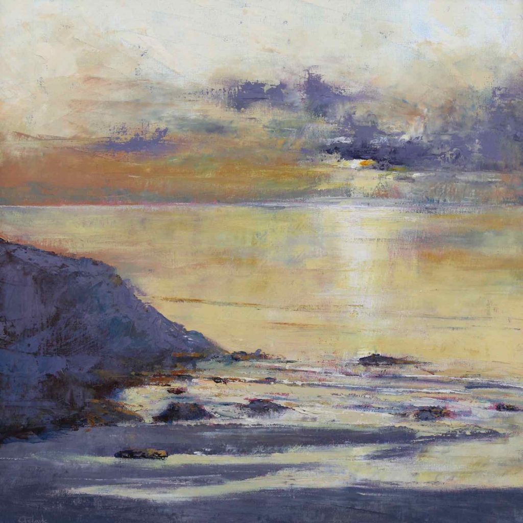Winter Walk - Mawgan Porth, Create Gallery